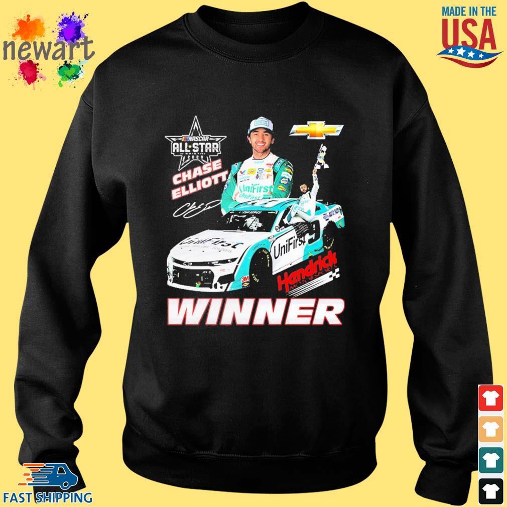 Chase Elliott Hendrick Motorsports Winner Shirt Sweater den