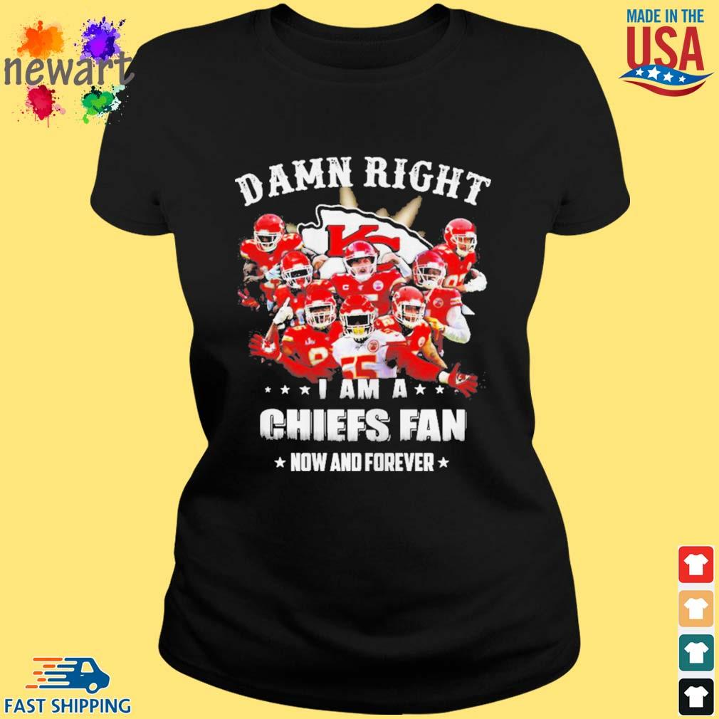 Damn right I am a Kansas Chiefs City fan now and forever s ladies den