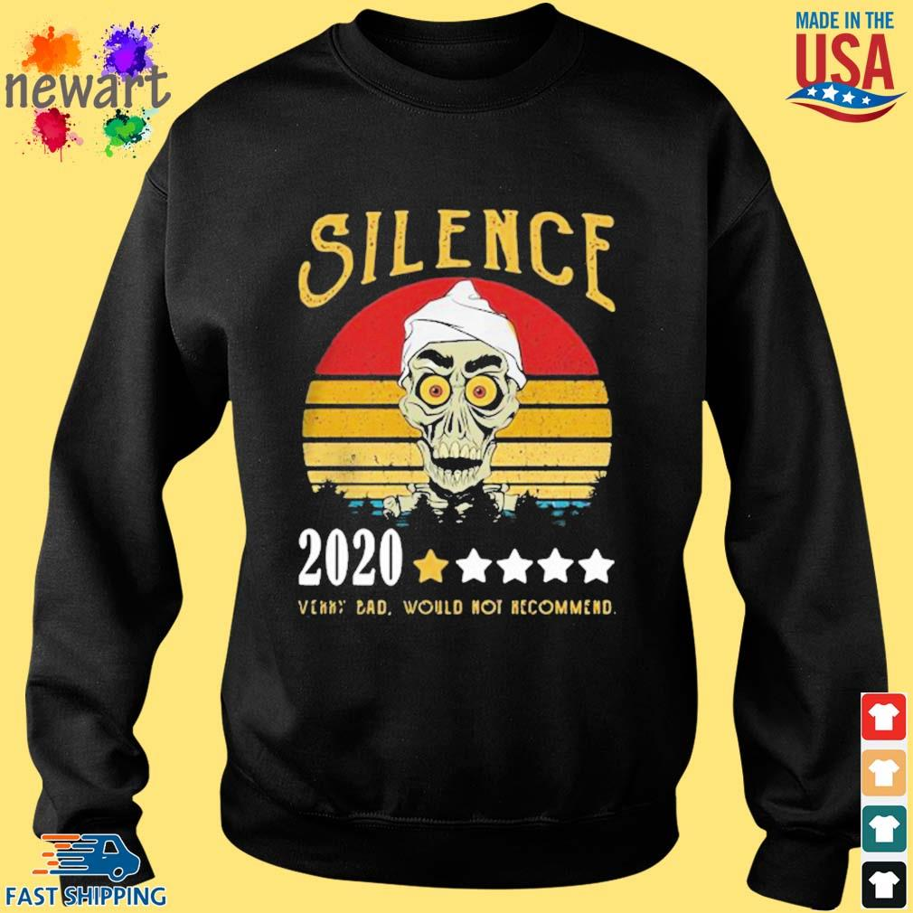 Achmed Silence 2020 Very Bad Would Not Recommend Vintage Shirt Sweater den