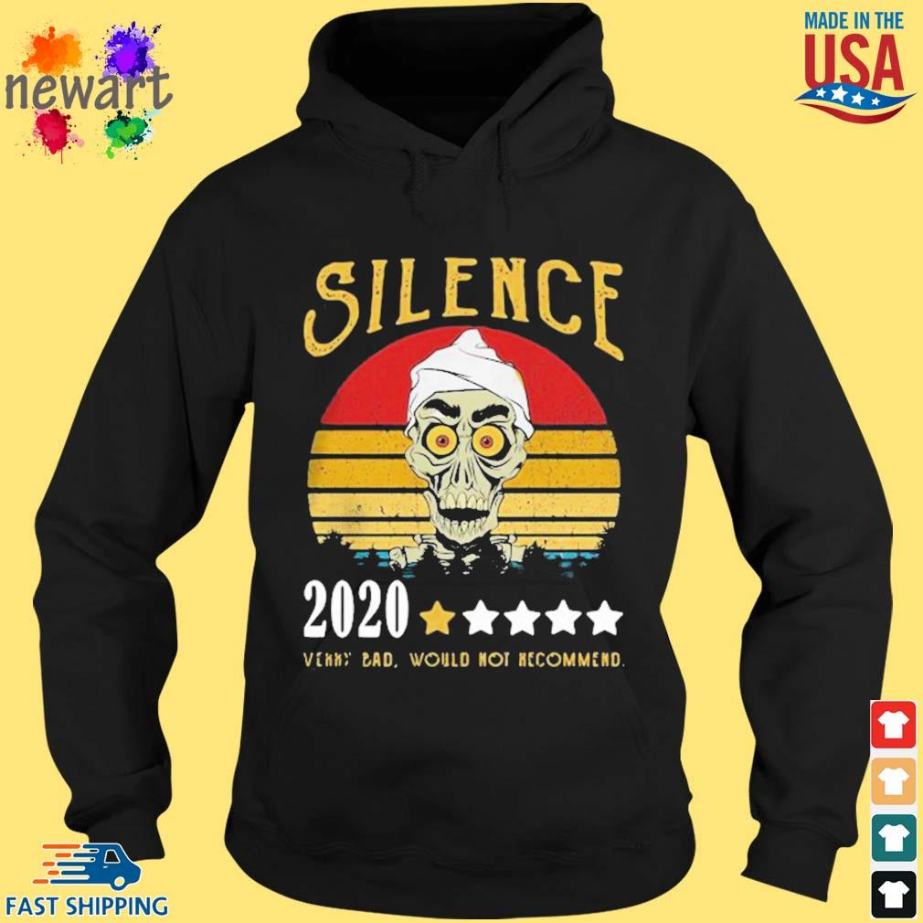 Achmed Silence 2020 Very Bad Would Not Recommend Vintage Shirt hoodie den