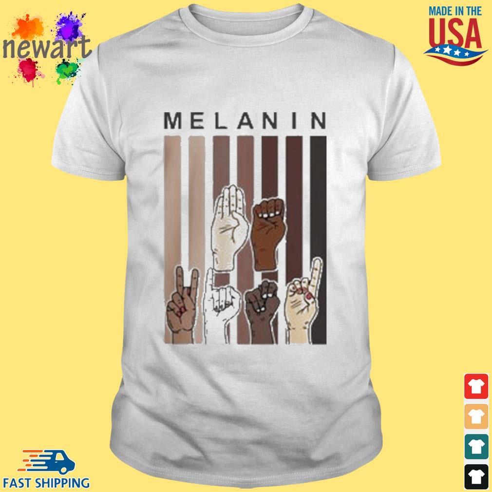 Melanin Hands shirt