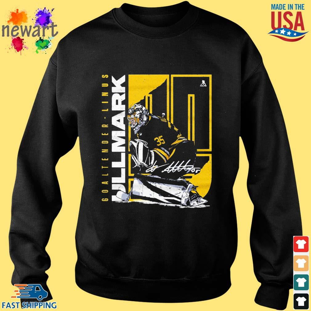 2020 Linus Ullmark Stretch Buffalo Shirt Sweater den
