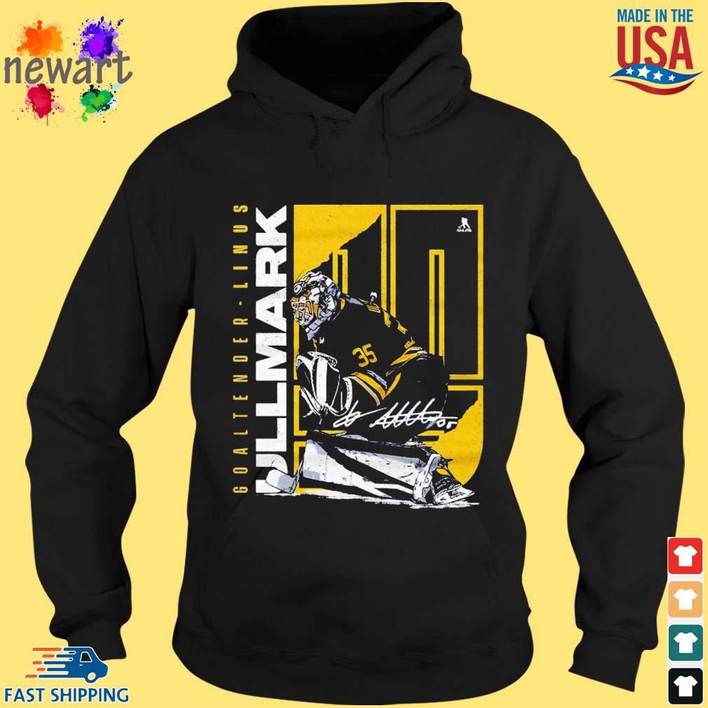 2020 Linus Ullmark Stretch Buffalo Shirt hoodie den