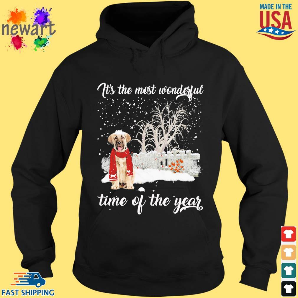 Anatolian Shepherd it's the most wonderful time of the year s hoodie den
