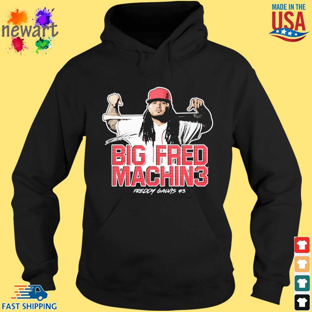Big fred machin3 Freddy Galvis s hoodie den