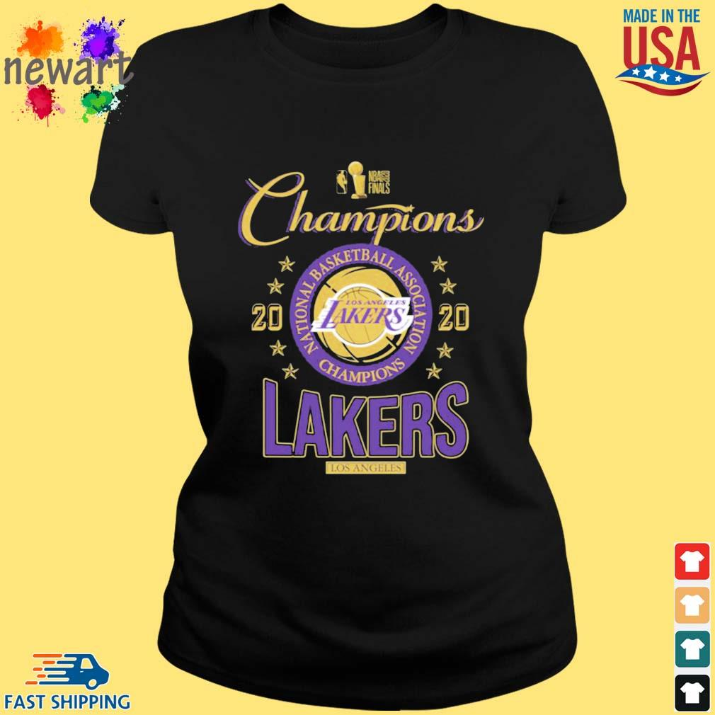 2020 Los Angeles Lakers national basketball association Champions s ladies den