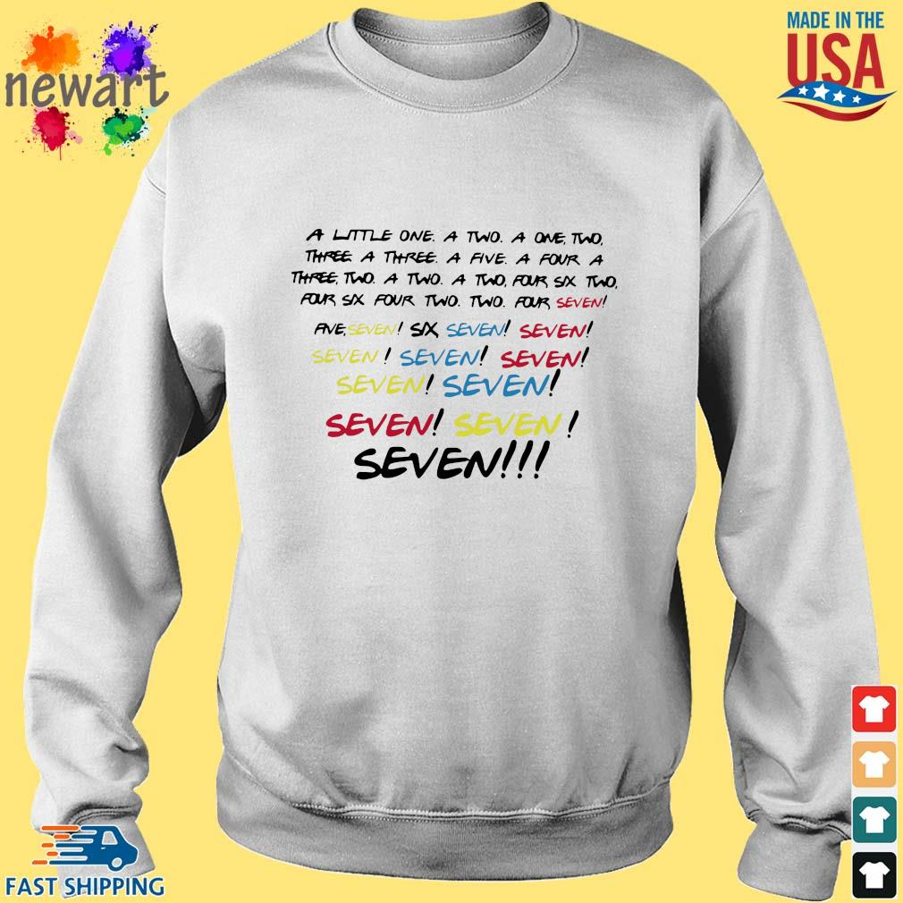 A little one a two a one seven s Sweater trang