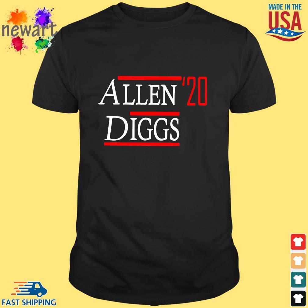 Allen Diggs '20 shirt