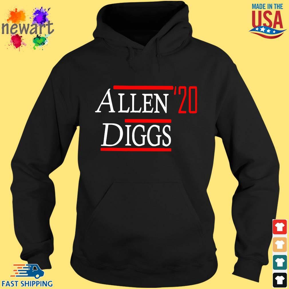 Allen Diggs '20 s hoodie den