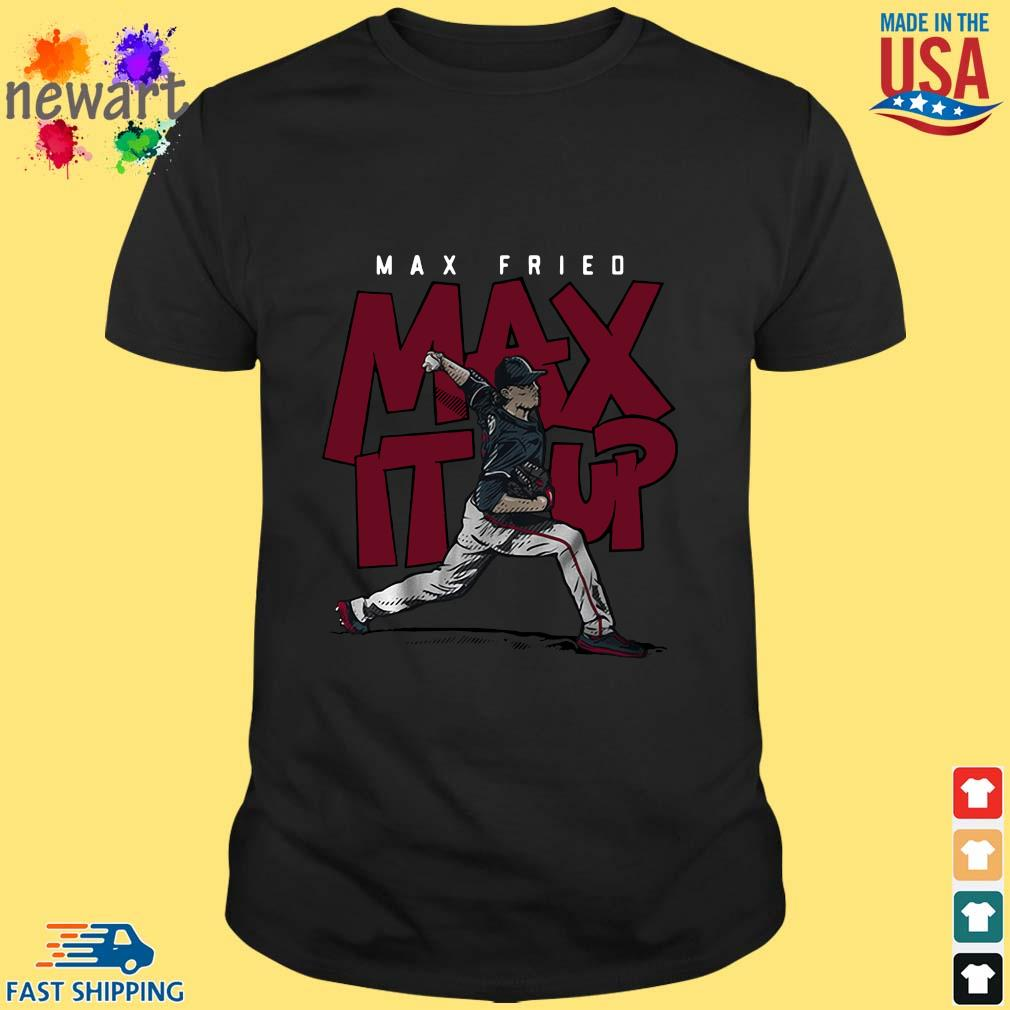 Atlanta's Max Fried can mix it up with the best shirt