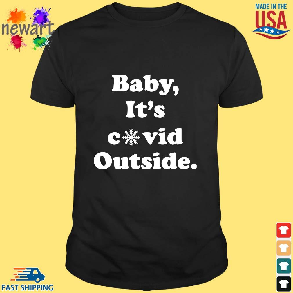 Baby it's Covid outside Christmas sweater