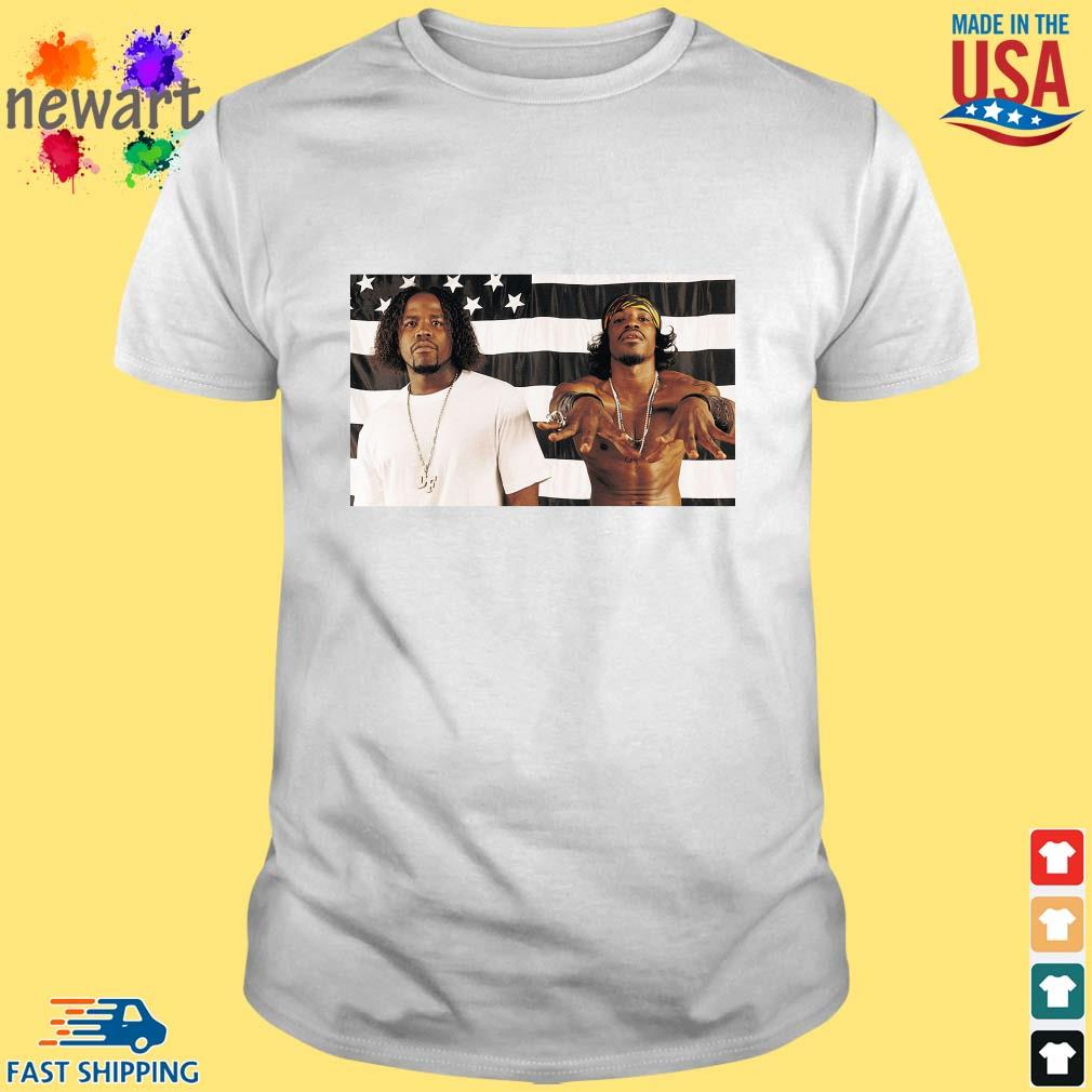 Big Boi And Andre 3000 Of Outkast Shirt