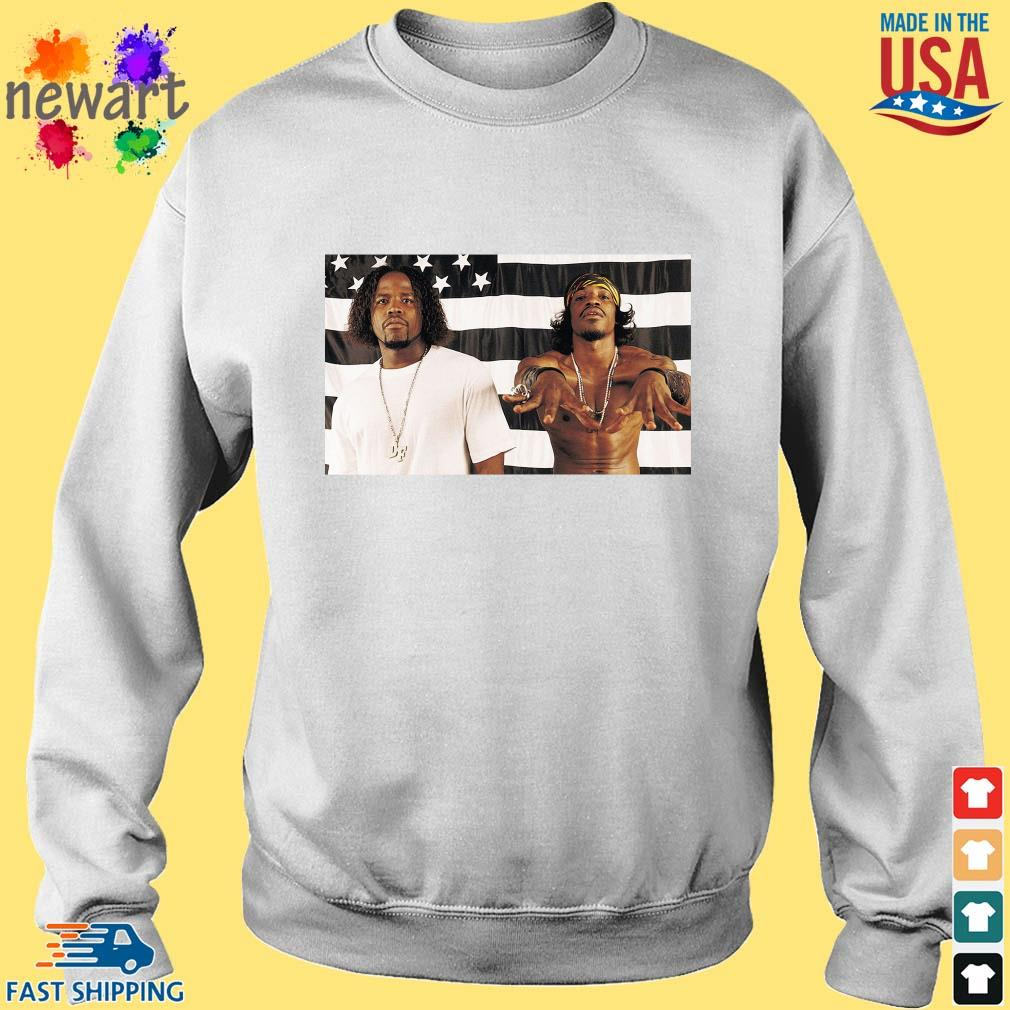 Big Boi And Andre 3000 Of Outkast Shirt Sweater trang