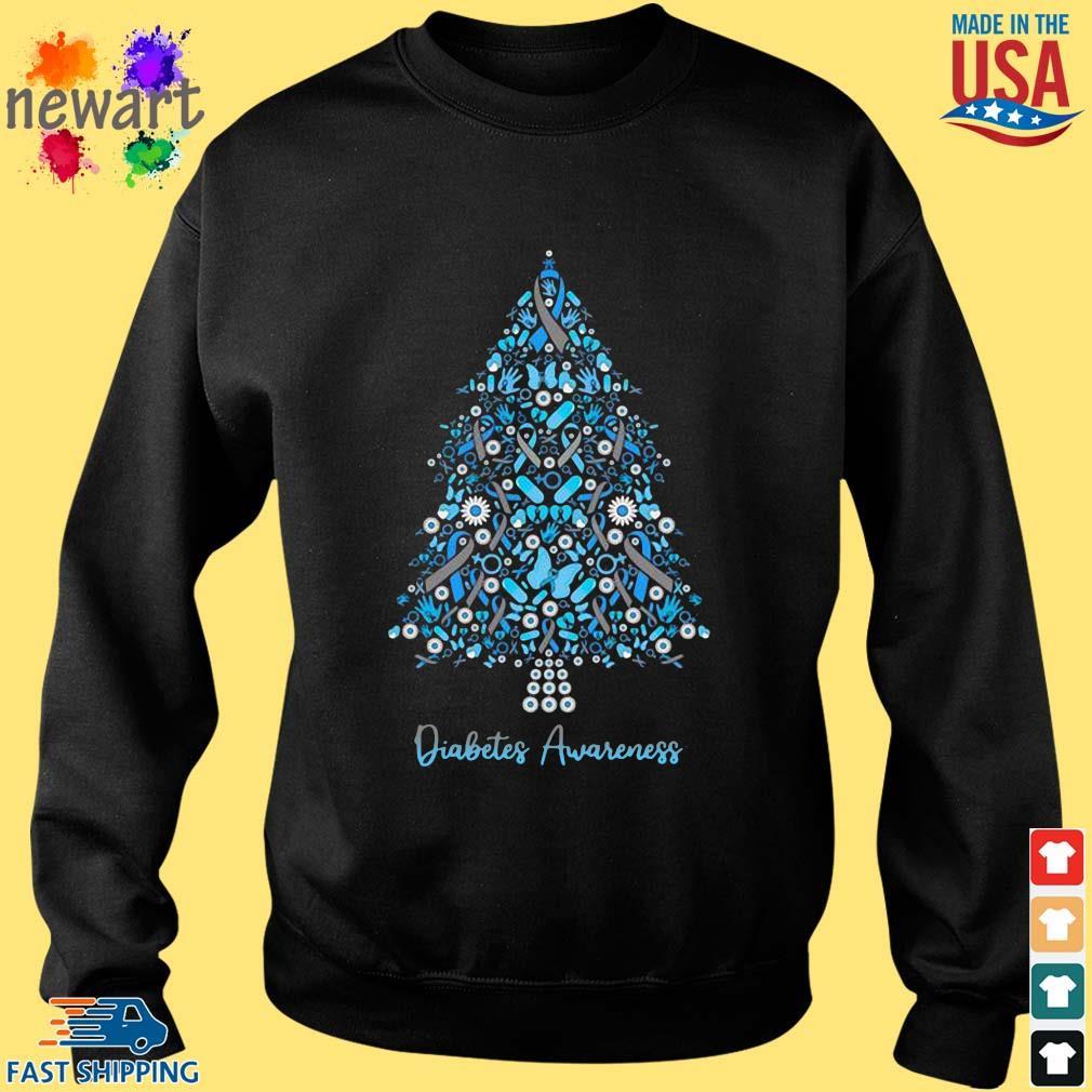 Diabetes Awareness Christmas s Sweater den
