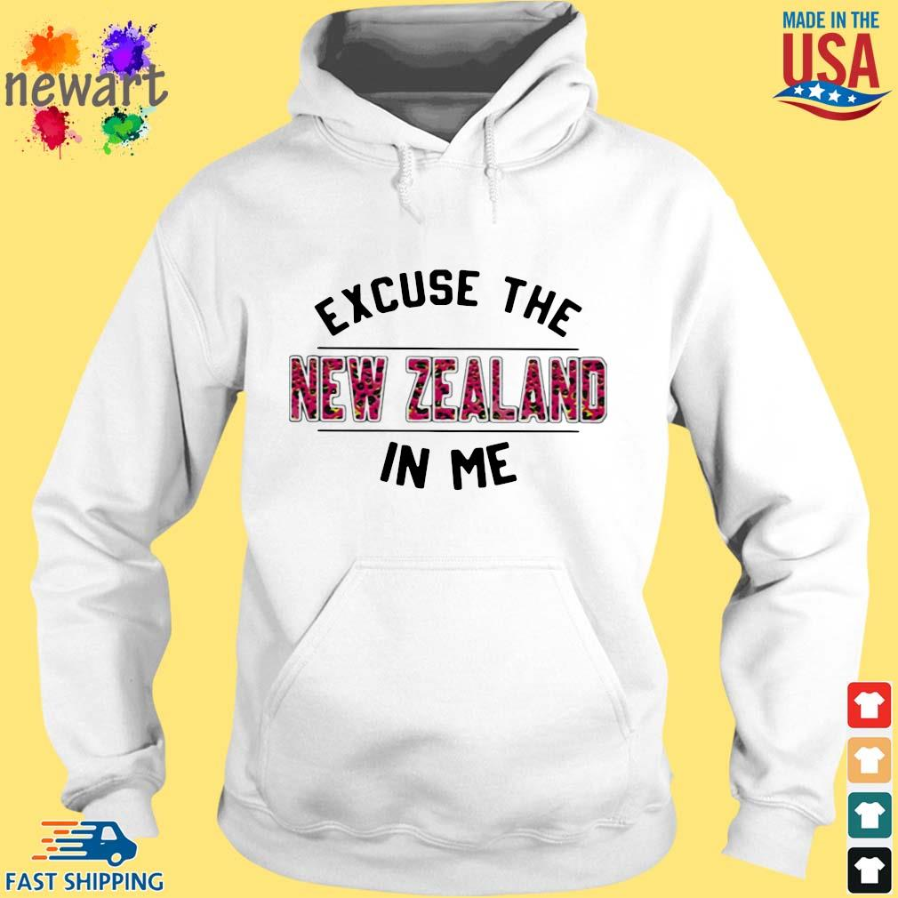 Excuse the New Zealand in Me s hoodie trang