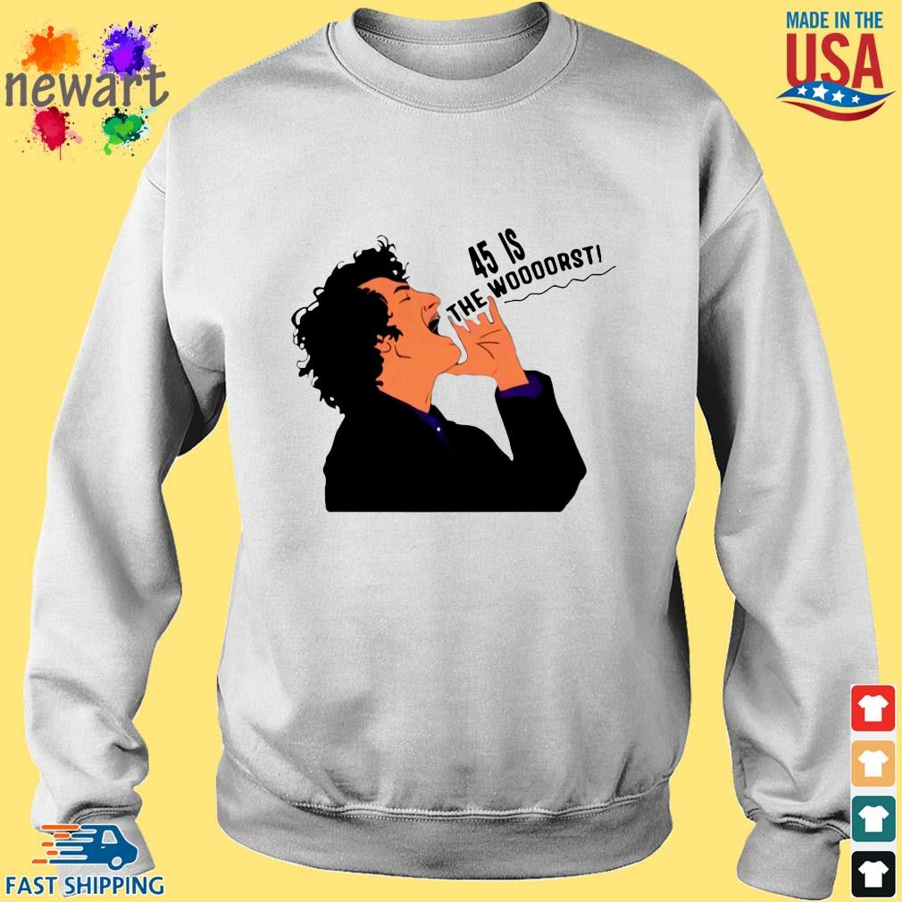 Jean Ralphio Democratic Party 45 is the woooorst s Sweater trang