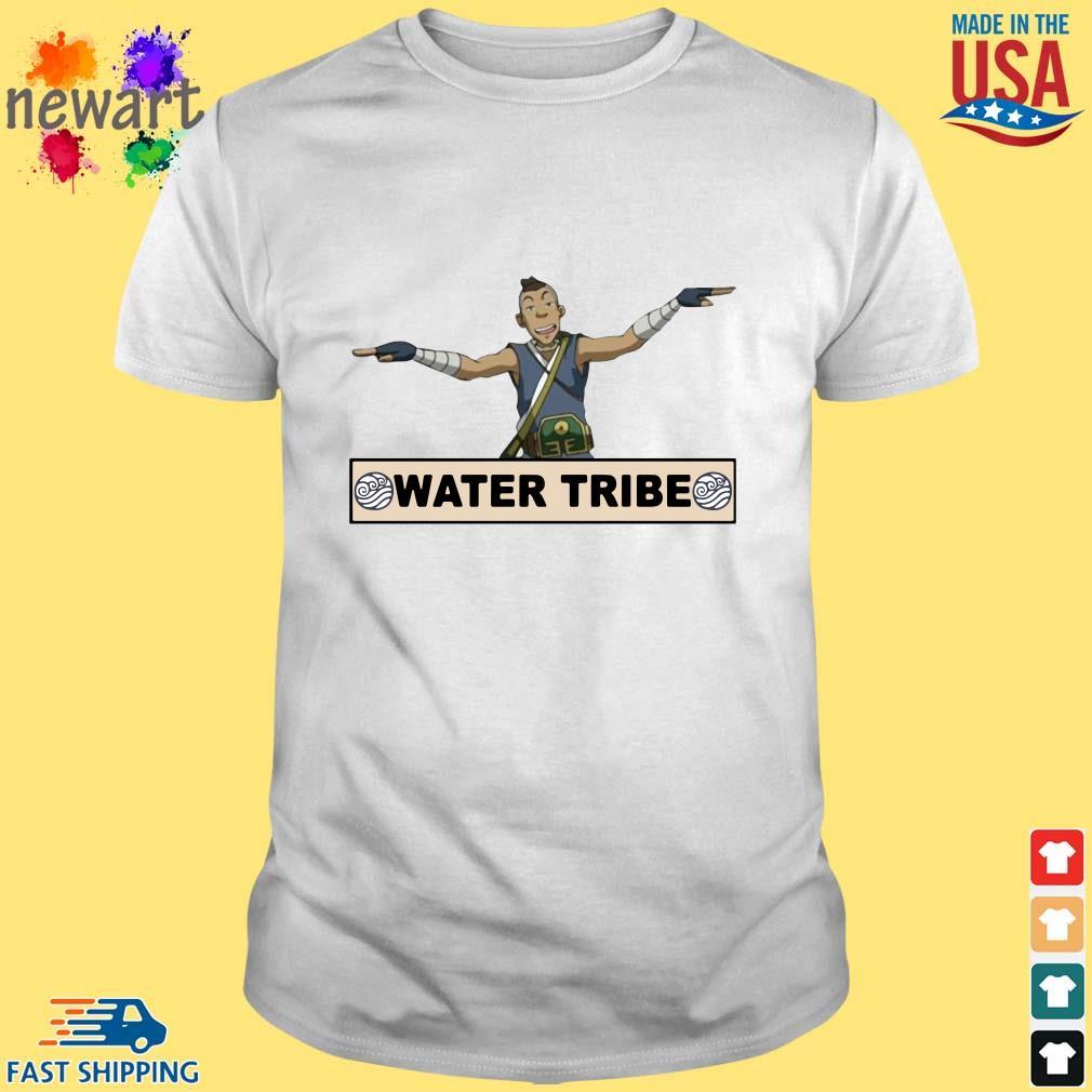 Sokka Water Tribe shirt