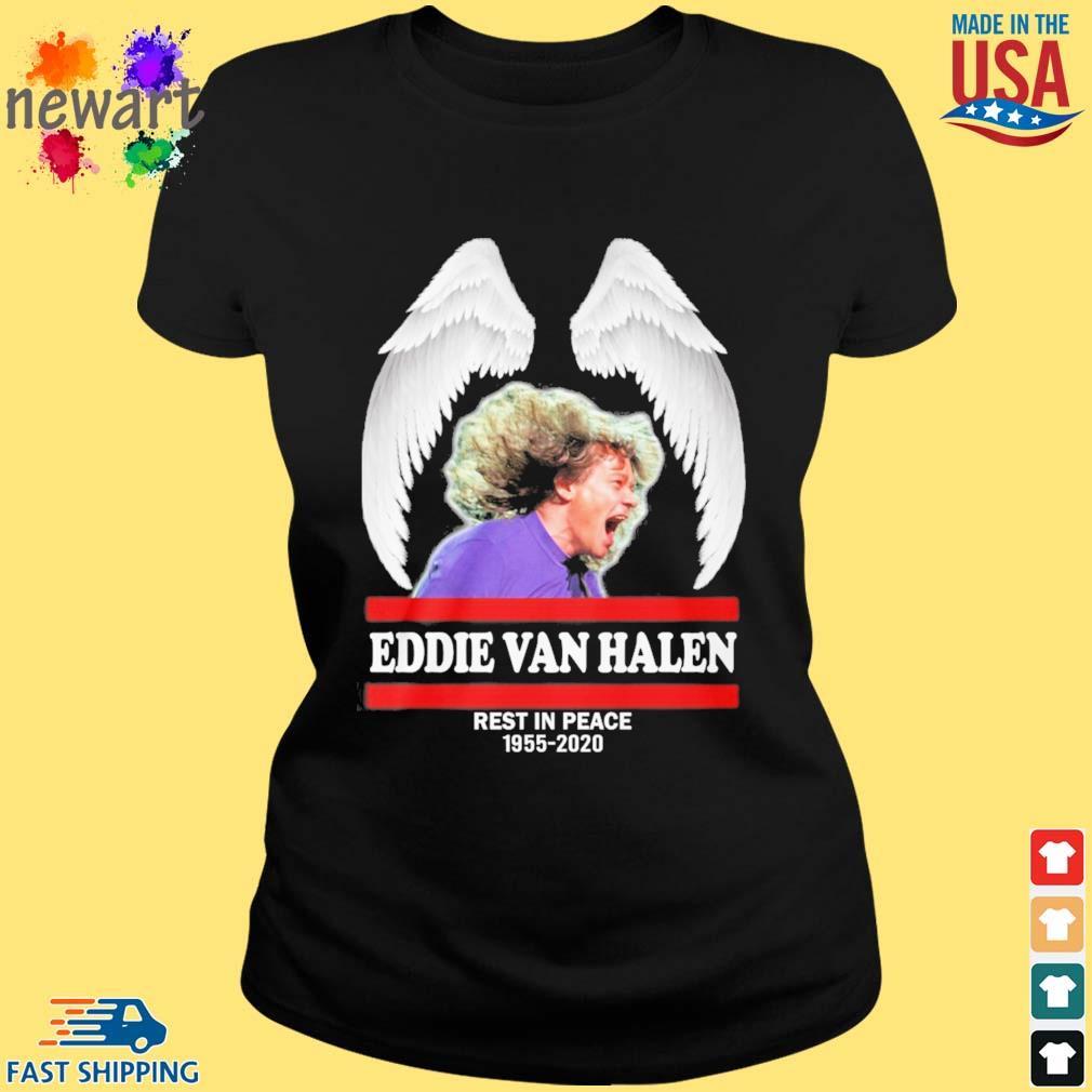 Wings Eddie Van Halen rest in peace 1955-2020 s ladies den