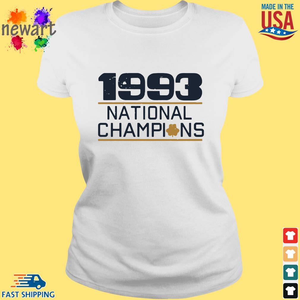 1993 national Champions s ladies trang