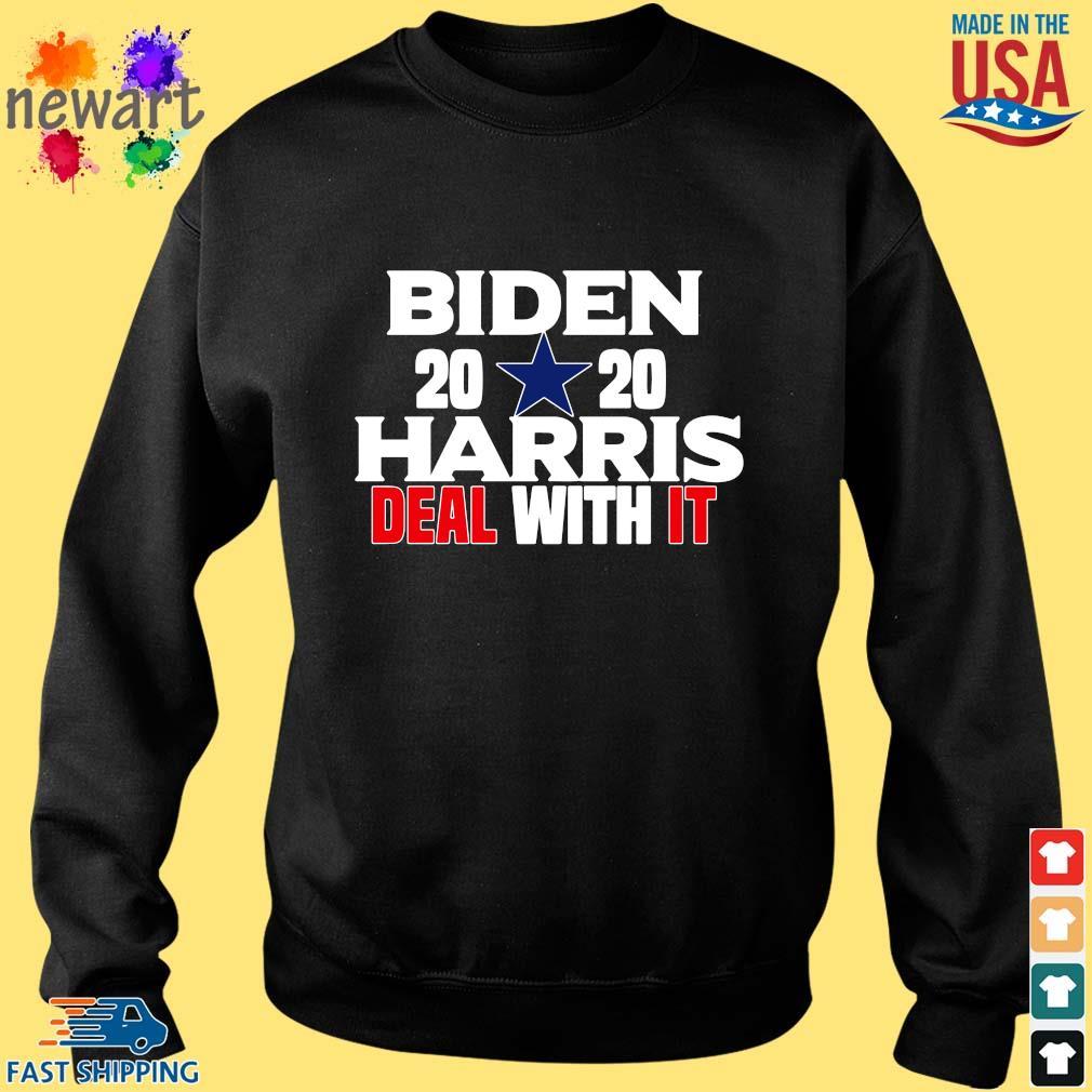 Biden 2020 Harris deal with it shirt
