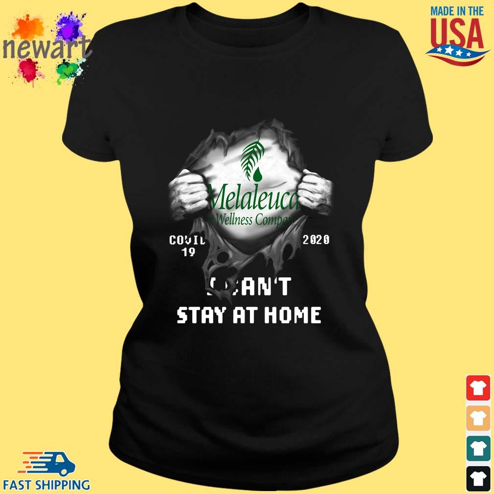 Blood inside Me Melaleuca Wellness Company Covid 19 2020 I can't stay at home s ladies den