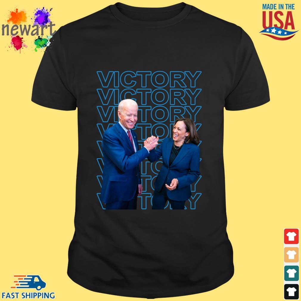 Joe Biden and Kamala Harris victory s Shirt den