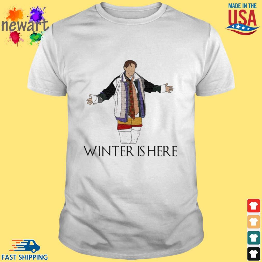Joey Winter Is Here Shirt