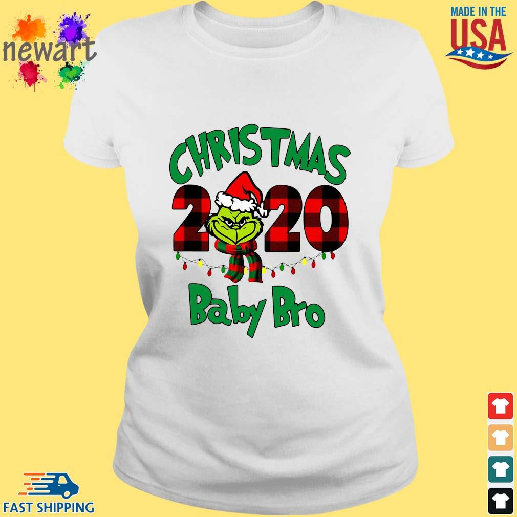 The Grinch Christmas 2020 baby bro sweater ladies trang