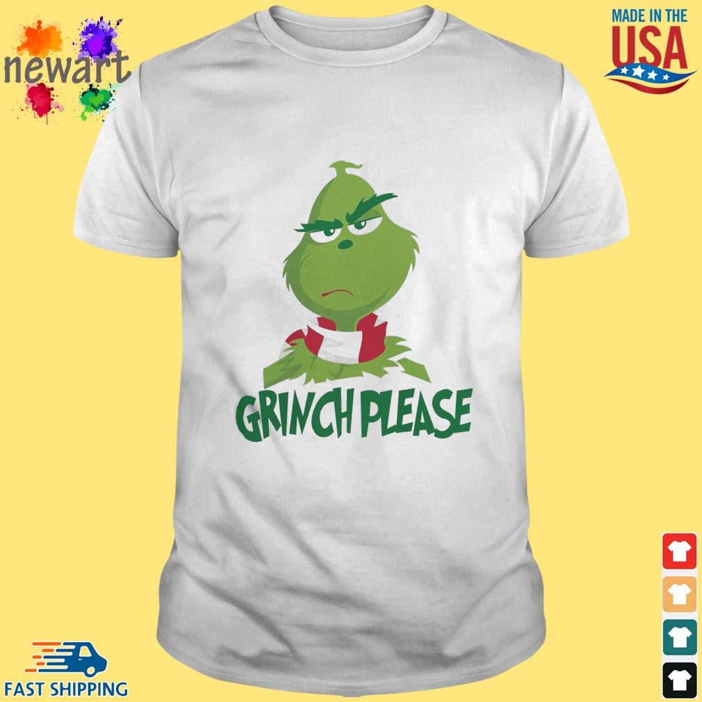 The Grinch please Christmas sweater