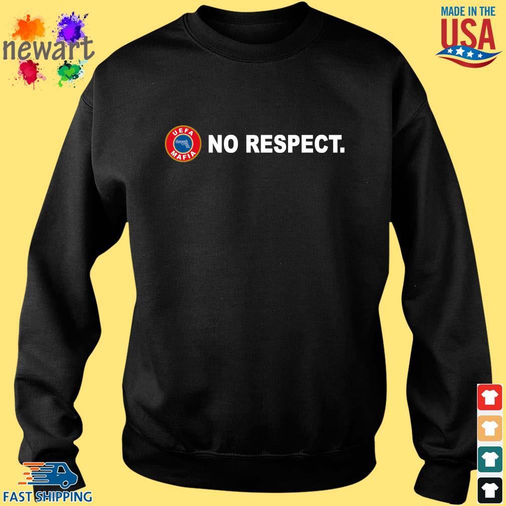 Uefa Mafia no respect shirt