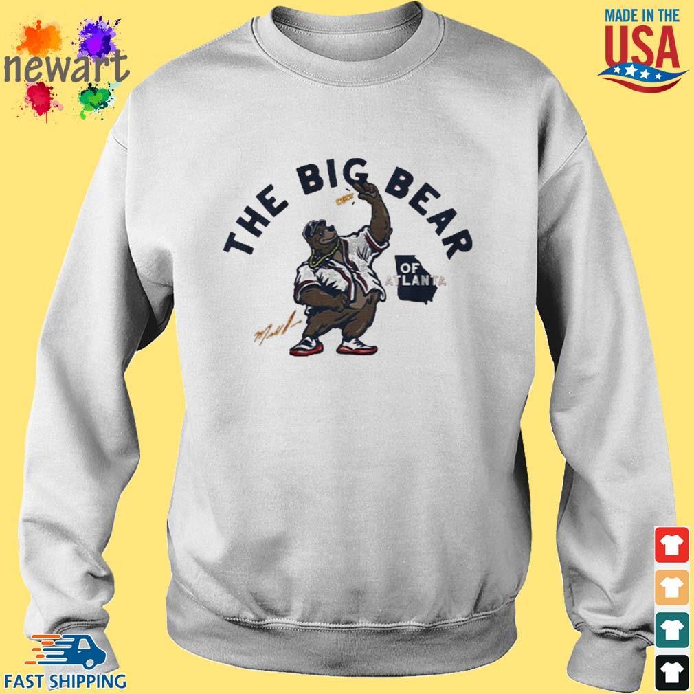 Big bear of atlanta s Sweater trang