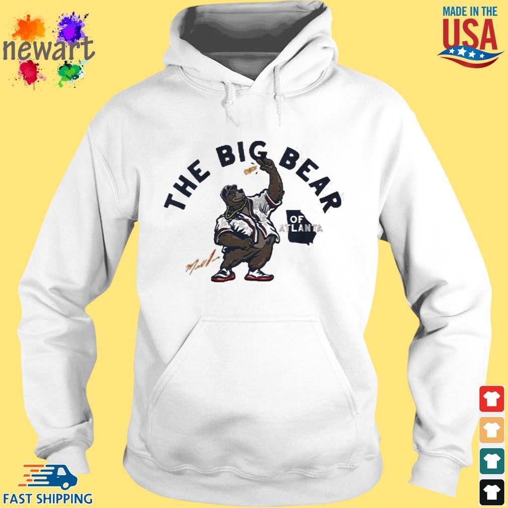 Big bear of atlanta s hoodie trang