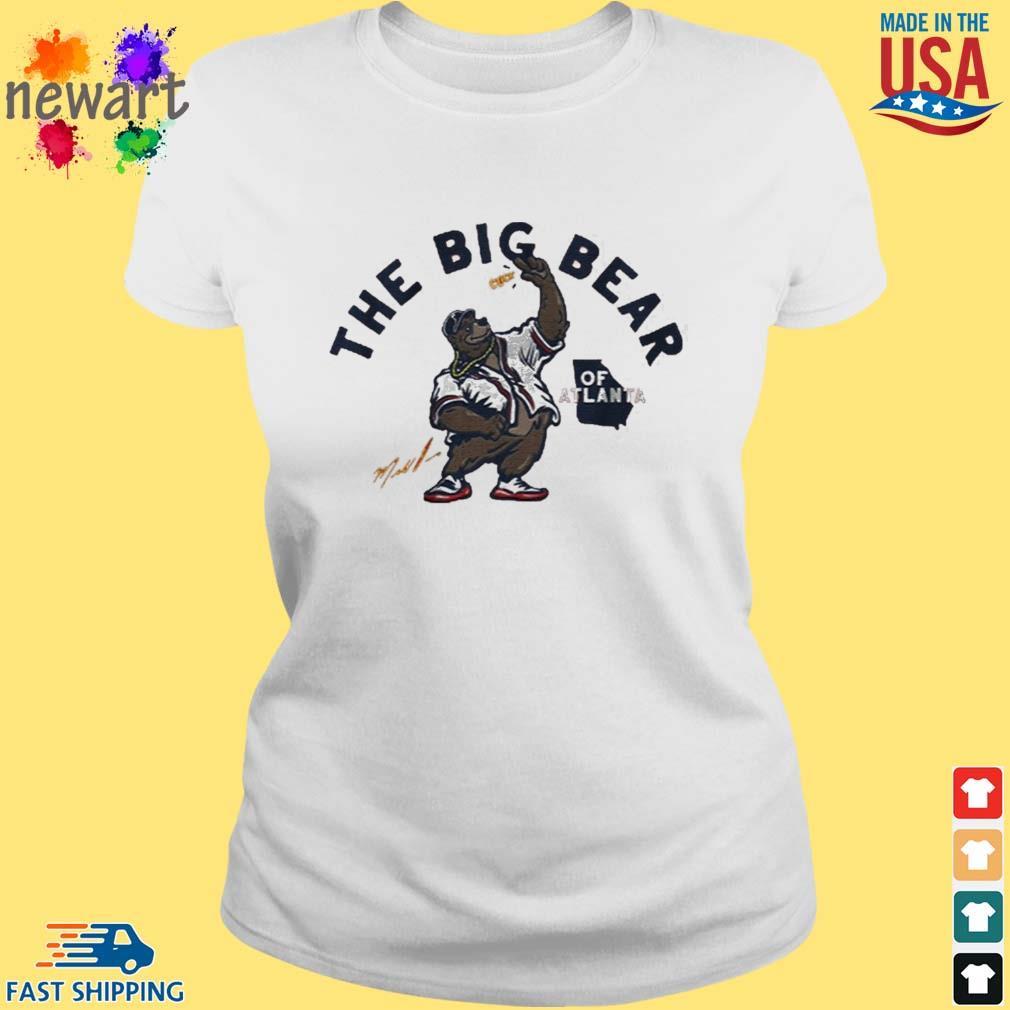 Big bear of atlanta s ladies trang