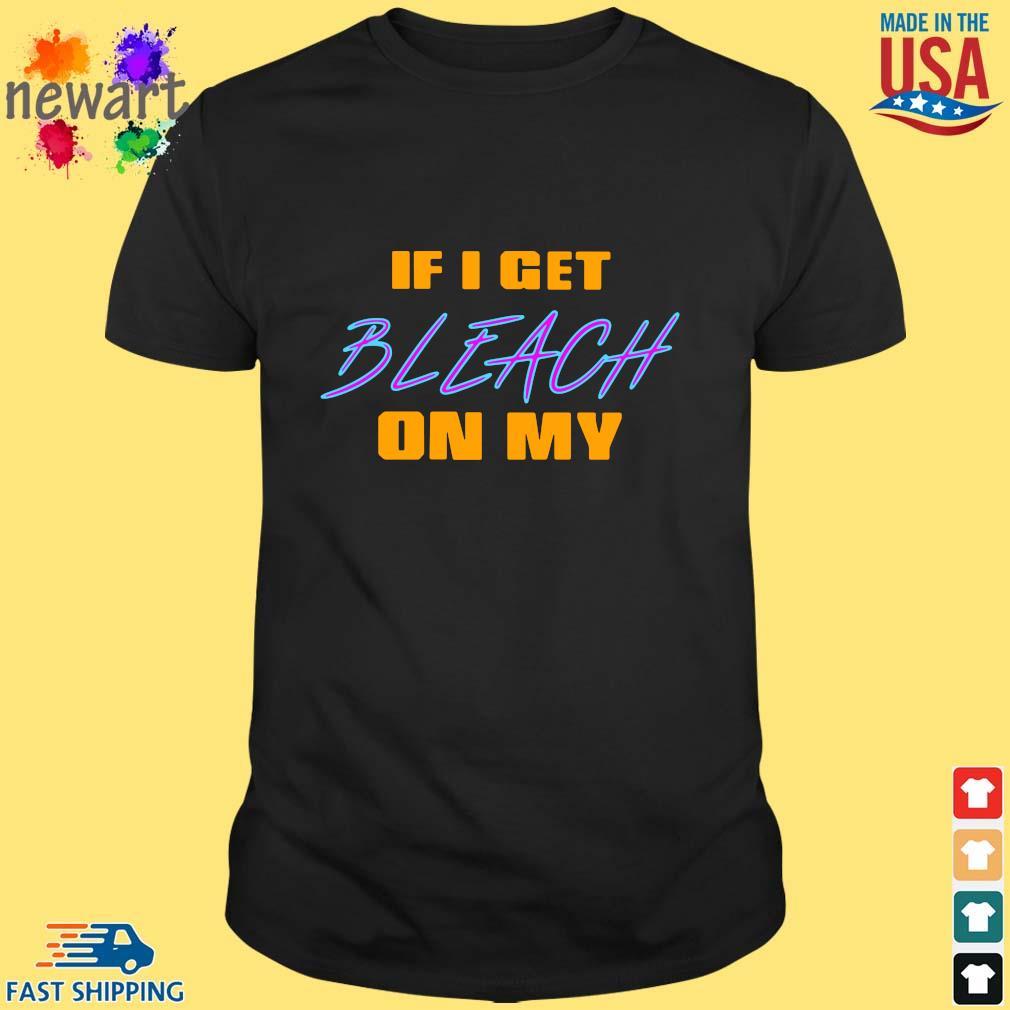 If I get black on my shirt